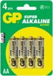 Baterii alcaline LR6 GP