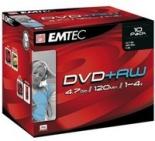 DVD+RW Emtec