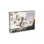 Etichete autoadezive albe Etilaser Etilux