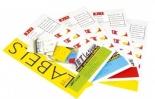 Etichete autoadezive color Jetlascop Etilux