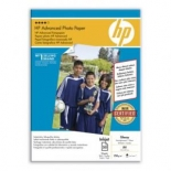 Hartie foto Advanced Hp