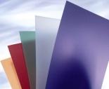 Coperti din plastic color GBC