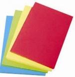 Coperti din carton colorat GBC