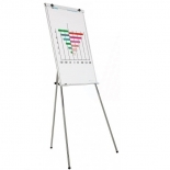 Flipchart magnetic simplu Budget Smit Visual Supplies