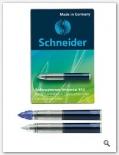 Rezerva Schneider 852 albastra 5/set