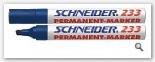 Marker permanent Schneider 233